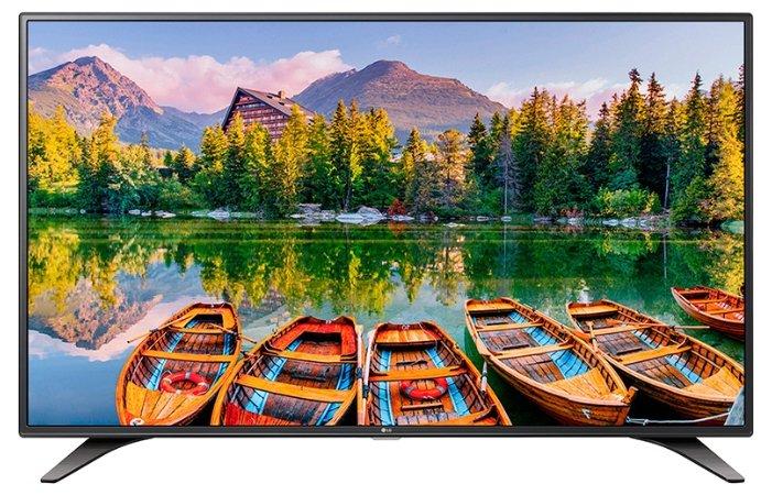 Телевизор LED LG 02LH530V, черный