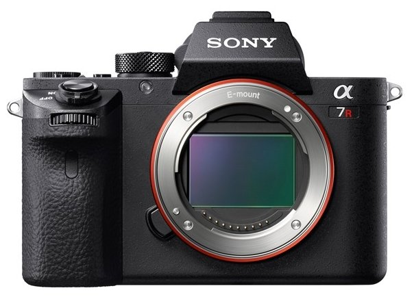 Sony Фотоаппарат со сменной оптикой Sony Alpha ILCE-7RM2 Body