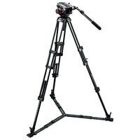 Manfrotto 546GBK штатив с видеоголовкой 504HD для видеокамеры