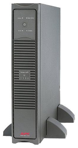 APC by Schneider Electric Smart-UPS SC 1500VA 230V - 2U Rackmount/Tower