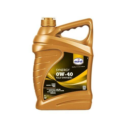 Моторное масло Eurol Synergy 0W-40 5 л