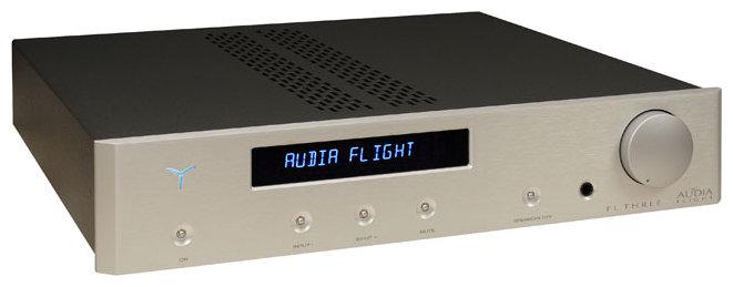 Audia Flight Three S black