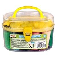 Color Puppy Тесто для лепки: 14 цветов, 205г, ролик, формочки