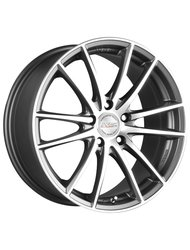 Диски Racing Wheels H-498 7,0x17 5x105 D56.6 ET40 цвет WFP - фото 1