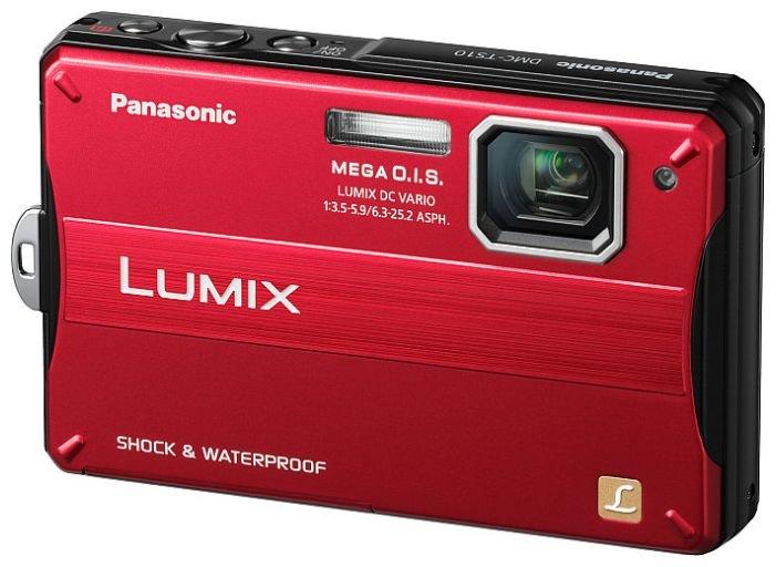 Panasonic Компактный фотоаппарат Panasonic Lumix DMC-FT10