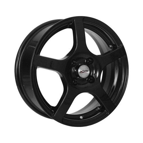 Фото - Колесный диск X'trike X-118 6x15/4x100 D67.1 ET45 BK колесный диск x trike x 105 6x15 4x100 d67 1 et45 bk fp
