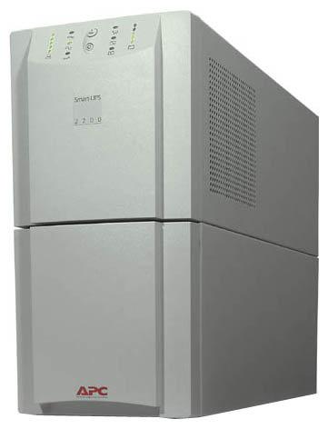 APC by Schneider Electric Smart-UPS 2200VA 230V