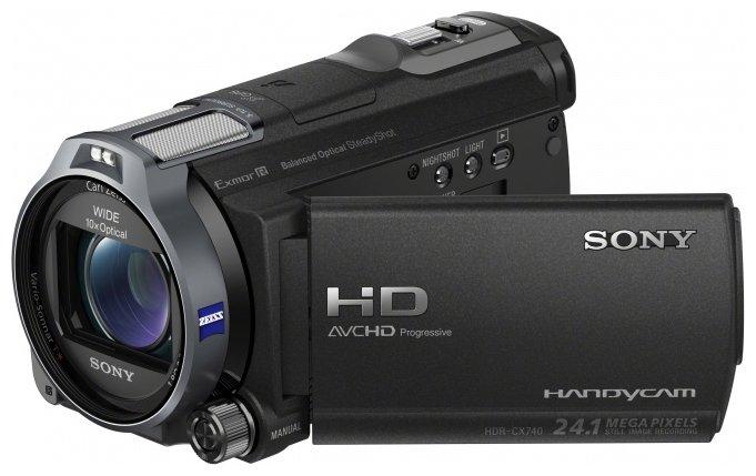 Sony Видеокамера Sony HDR-CX740VE