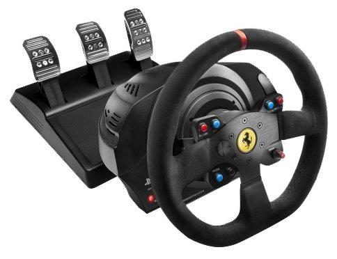 Thrustmaster Руль Thrustmaster T300 Ferrari Integral Racing Wheel Alcantara Edition