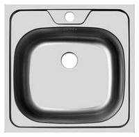 Врезная кухонная мойка UKINOX Classic CLM 480.480-GT6K