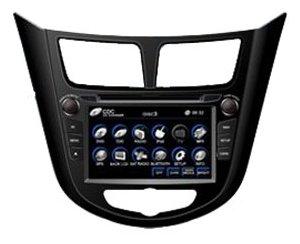Автомагнитола FlyAudio 80103A01 Hyundai Verna 2010-2012