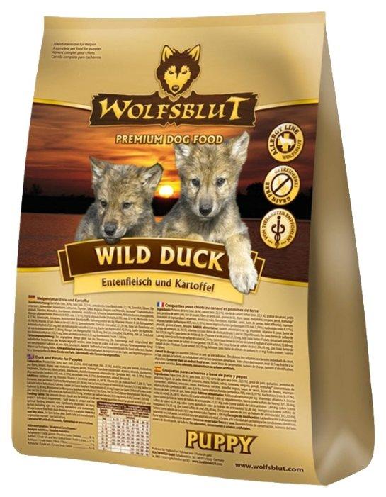 Корм для собак Wolfsblut Wild Duck Puppy