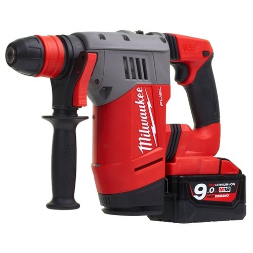 Перфоратор Milwaukee M18 CHPX-902X 9.0Ач х2 HDbox Перфораторы