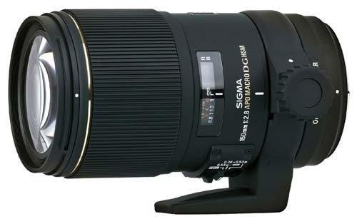 Sigma Объектив Sigma AF 150mm f/2.8 EX DG OS HSM APO Macro Canon EF
