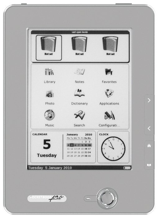 Электронная книга PocketBook Pro 603
