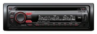 Автомагнитола Sony CDX-GT33U