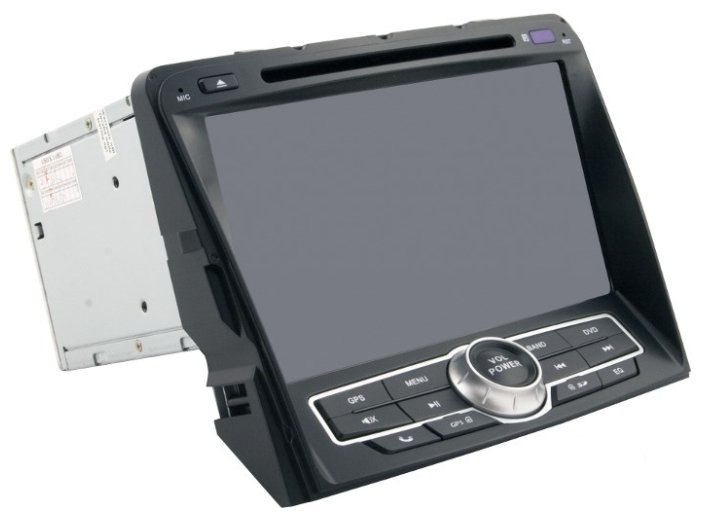 Автомагнитола Globex GU-Y853 Hyundai Sonata (2010)