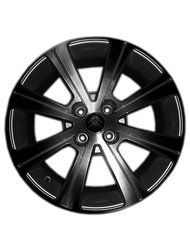 Диск колесный Replay Ci22 7x17/4x108 D65.1 ET26 GMF - фото 1