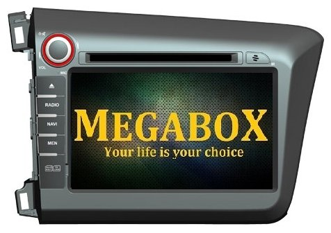 Megabox Honda Civic new CE6603