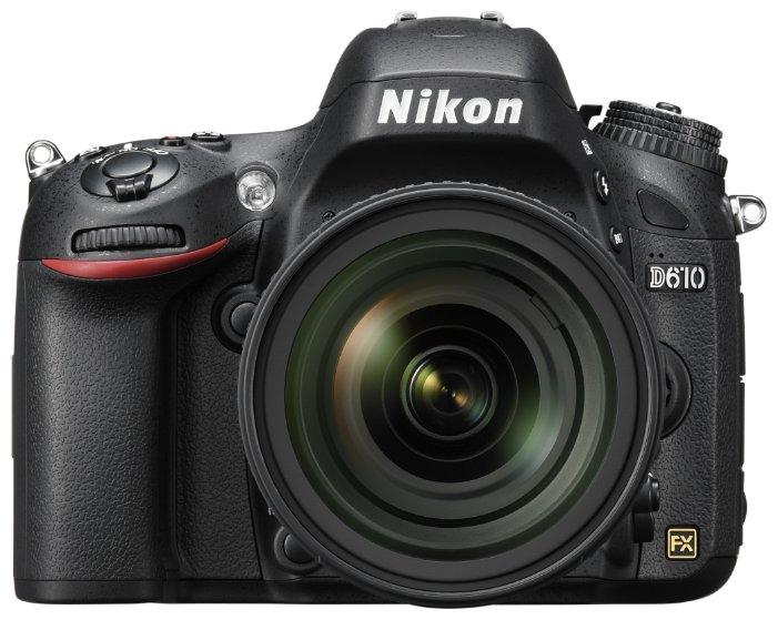 Nikon Зеркальный фотоаппарат Nikon D610 Kit