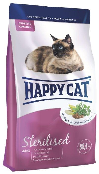 Happy Cat Supreme Sterilised (10 кг)