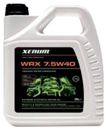 Моторное масло XENUM WRX 7.5W40 5 л