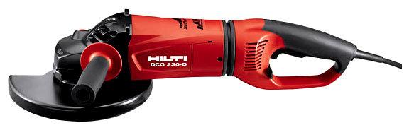 УШМ Hilti DCG 230-D коробка, 2600 Вт, 230 мм