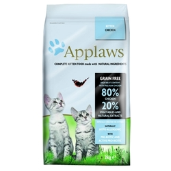 Корм для кошек Applaws Kitten Chicken dry