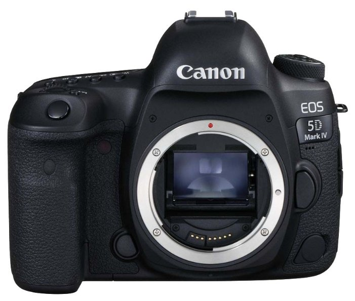 Canon Canon EOS 5D Mark IV Body 100 - 3200