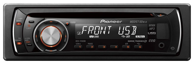 Автомагнитола Pioneer DEH-2150UB