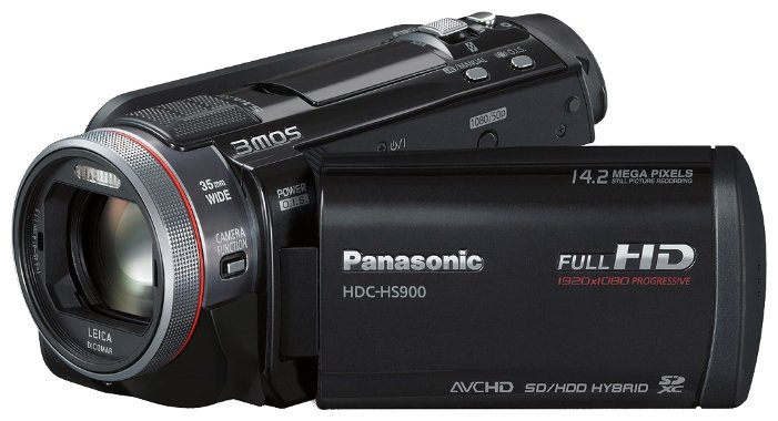 Panasonic Видеокамера Panasonic HDC-HS900