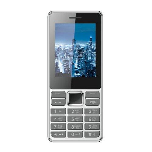 Телефон VERTEX D514 черный мобильный телефон vertex d503 жёлтый 2 4