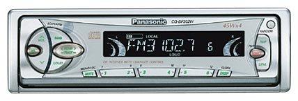 Panasonic CQ-DF202W