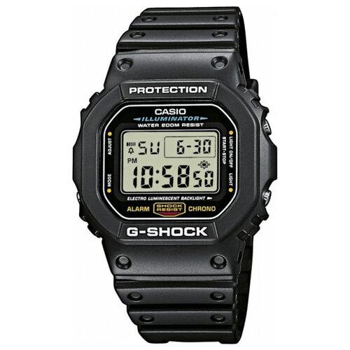 Наручные часы CASIO DW-5600E-1V casio g 9000 1v черный