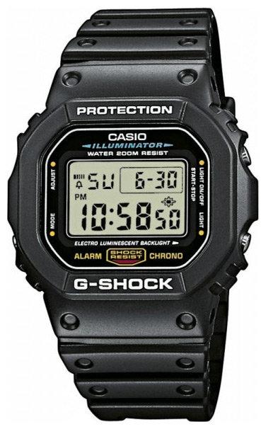 Наручные часы CASIO DW-5600E-1V