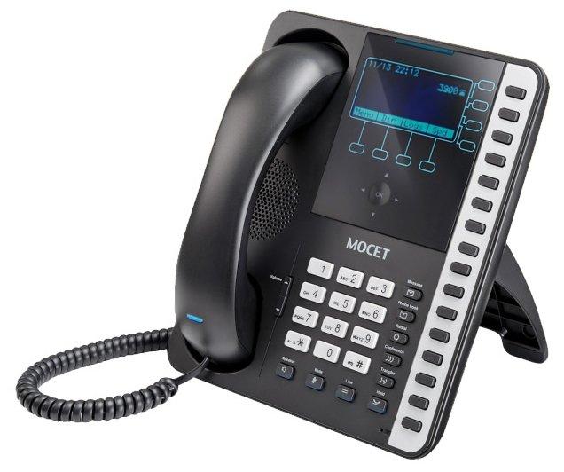 MOCET VoIP-телефон MOCET M62