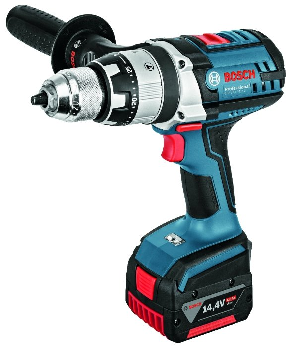 Bosch GSB 14,4 VE-2-LI 2012 4.0Ah x2 L-BOXX
