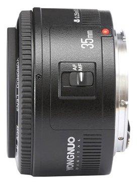 YongNuo Объектив YongNuo AF 35mm f/2 Canon EF