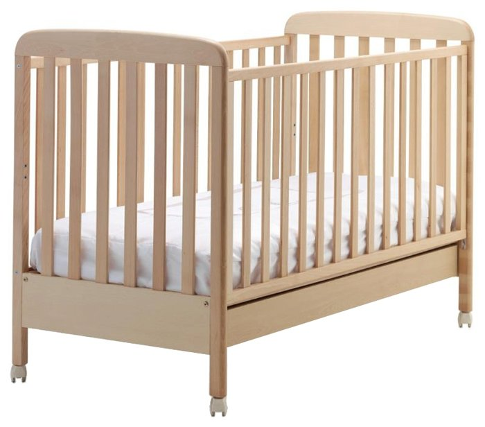 Кроватка Azzurra Design WeeKend