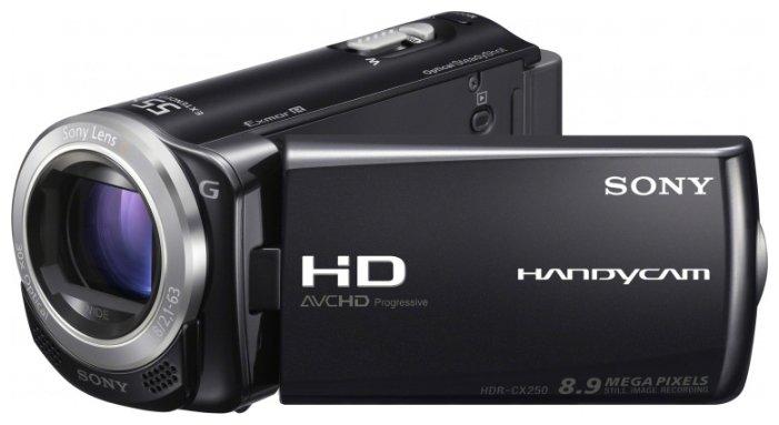 Sony Видеокамера Sony HDR-CX250E