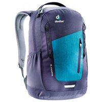 Городской рюкзак Deuter Stepout 16 фиолетовый синий 16 л 3810315-3327
