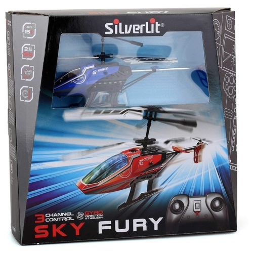 Вертолет Silverlit Power in Air Sky Fury (84749)