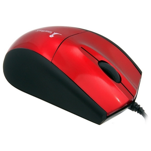Мышь SmartTrack STM-325-R mouse Red USB