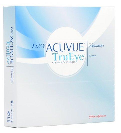 Acuvue 1-Day TruEye (90 линз)