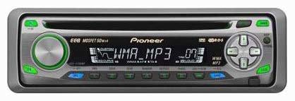 Автомагнитола Pioneer DEH-P4700MP