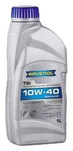 Моторное масло Ravenol TSi SAE 10W-40 1 л