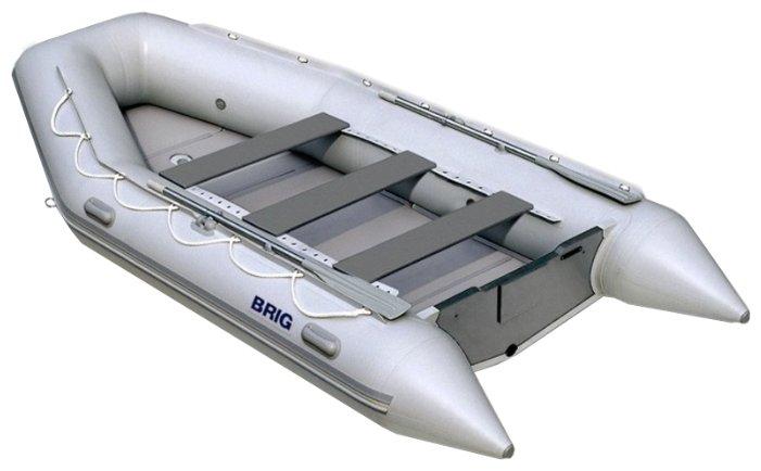 Надувная лодка BRIG B420