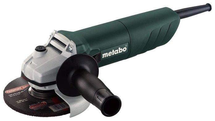 УШМ Metabo W 750-125