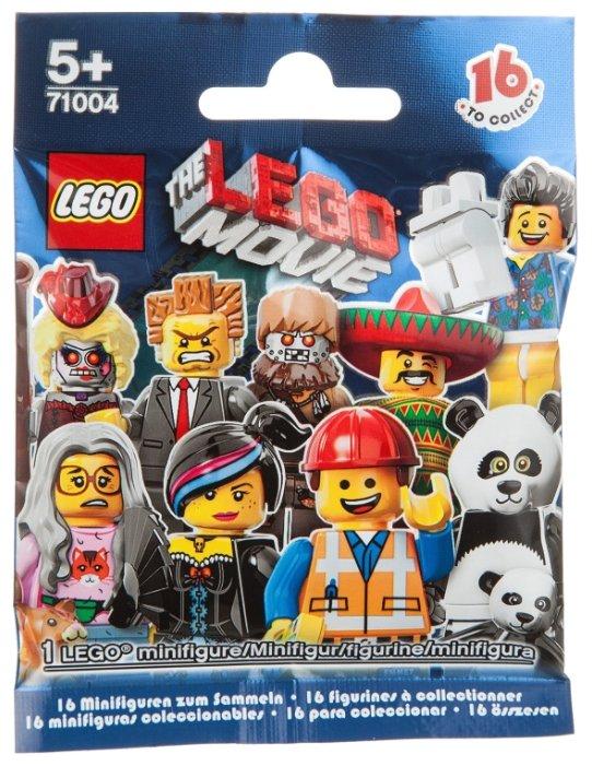 Классический конструктор LEGO Collectable Minifigures 71004 Лего-фильм