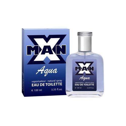 Купить Туалетная вода Apple Parfums X-man Aqua, 100 мл